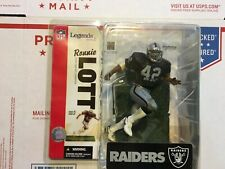 MCFARLANE NFL LEGENDS 2 RONNIE LOTT CHASE VARIANT OAKLAND RAIDERS