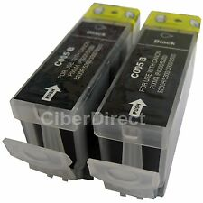 2 BLACK ink cartridges for CANON PIXMA IP4500 (PGI-5BK)
