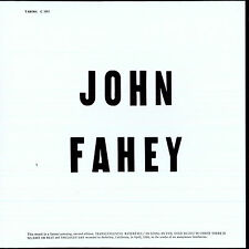 John Fahey Selections JOHN Fahey and Blind Joe Death TAKOMA RECORDS Sealed LP