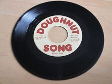 TOM LANE-DOUGHNUT SONG  B/W-SAME  PARTY RECORD FOR ADULTS ONLY VG++ RATED X