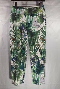 Swing Control Paradise Fairway Crop Golf Pants Women's Size 8