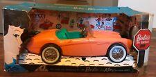 Barbie - First Car -1962 Austin Healey With Original Box-Rare Find