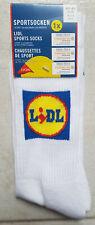 Original - Lidl Socken LIVERGY Größe 43-46, 1 Paar, Damen & Herren - NEU