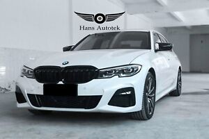 GLOSS BLACK M STYLE MIRROR CAP FOR BMW 3 SERIES G20 G21 4 SERIES G22 ( 2019 -UP