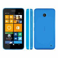 Nokia Lumia 635 Sprint Blue Windows 8.1 Touchscreen Quad-Core 4G LTE Smartphone