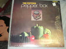 The Peppers - Pepper Box 33 Rpm Record Vinyl Lp