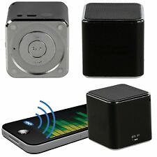 BLUETOOTH LAUTSPRECHER MINI MP3-Player für HANDY SMARTPHONE iPHONE iPad BOX AKKU