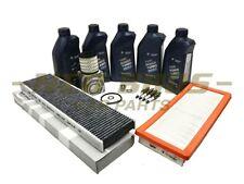 MINI R55 R56 R57 R58 R59 JCW N14 Kit Servizio Filtro Aria Olio Cabina Sparks & Olio