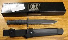 NEW Ontario Knife Company 6515 Chimera Fixed Blade w/ 1095 Carbon Steel USA!!