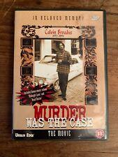 Murder Was the Case Urban Edge DVD Snoop Dogg Death Row