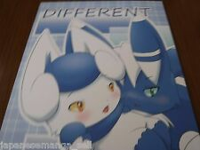 Doujinshi POKEMON Meowstic X Meowstic (A5 34pages) BE art DIFFRENT