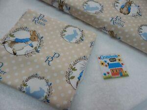 Peter Rabbit Blue Burp Cloth - 1 Only Toweling Back - Beatrix Potter