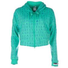 adidas Damen-Kapuzenpullover aus Baumwollmischung