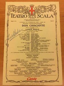 Locandina firmata da Isabel Seabra