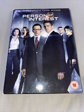 Person of Interest DVD Boxset The Complete Third Season Series 3 (2014) [15]