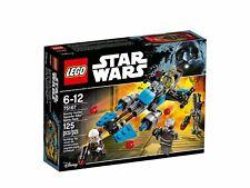 Lego 75167 - SW de Bounty Hunter Speeder Vélo