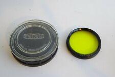 Meopta Flexaret I, II, III, IV, 30 mm yellow filter