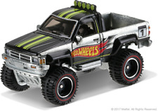 Hot Wheels 1:64 ZAMAC EDITION 2017 TOYOTA PICK UP TRUCK 1987 RARE FFY64