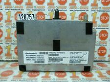 07 2007 08 2008 HUMMER H3 ONSTAR COMMUNICATION CONTROL MODULE 15942760 OEM