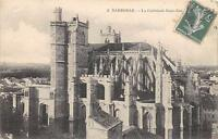 CPA 11 NARBONNE LA CATHEDRALE ST JUST