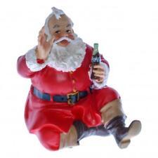 Coca-Cola Dekofigur Weihnachtsmann Figur Aufstellfigur Santa Claus Weihnachten