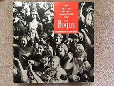 Unplayed THE BEATLES ORIGINAL MONO RECORD BOX JAPAN LIMITED RED VINYL W/OBI VG
