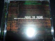 Under The Radar Motion Picture Score David Thrussell And François Tétaz  CD NEW