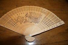 Vintage Ladies fan (Rc)