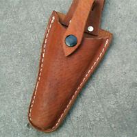 Leather Sheath Tool Holsters Belt Holder Pouch Bag for Pliers Pruning Shears