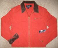 American Living(Ralph Lauren)Jacket.M,L,XL.NWT.$100.Bonfire red
