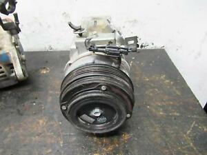 SUBARU OUTBACK A/C COMPRESSOR 5TH GEN, 2.5, EJ25, PETROL (6TH VIN = 9), DENSO 10