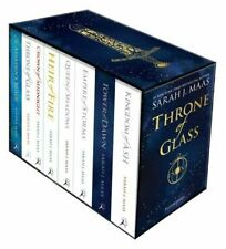 Throne of Glass by Sarah J. Maas (2019, Paperback, First Edition)