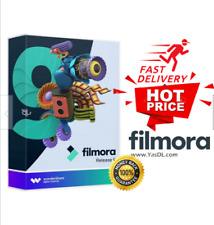 Filmora 9  WINDOWS Key License | July pack | ENGLISH | ITALIANO | FRENCH
