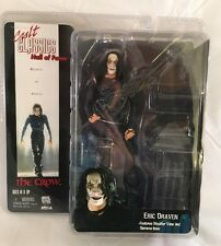 2006 Cult Classics Hall of Fame The Crow Eric Draven NECA New