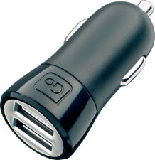 Go Travel High Speed & Powerful Twin USB In-Car Phone Charger (4.2A) (Ref 037)