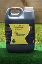 Seaweed Soil Conditioner & Plant Tonic Fertilizer Organic Fertiliser Liquid Feed