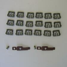 1971-74 E-Body Rear Window Trim Clip Set Cuda Challenger Barracuda 72 73 340 R/T