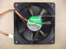 Nidec TA350DC M34138-58 9025 92mm x25mm Fan  12V 3Pin 0.50A 726