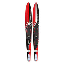 O'Brien Watersports 2191110 Adult 68 inches Celebrity Water skis, Red and Black