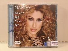 Eurovision 2003 Greece Mando Never Let You Go CD