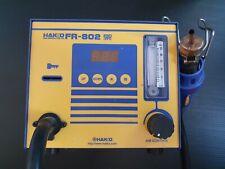 Hakko FR-802 DIGITAL SMD REWORK STATION Hot Air Rework Station 230V