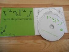 CD JAZZ Lorenz hargassner Quartet-VITALITY (8) canzone Unit Records
