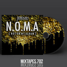 Jeremih - NOMA Mixtape (Full CD/Front/Back Artwork)