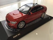 1/18 BMW M3 Competition Package - Sakhir Orange