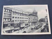 Praha Prikopy Czechoslovakia Postcard