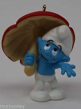 Hallmark 2012 Smurfy Days The Smurfs Christmas Tree Ornament NIB