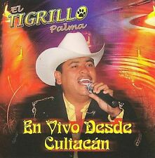 El Tigrillo Palma: En Vivo Desde Culiacán  Audio CD NEW