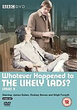 Whatever Happened To The Likely Lads - Series 2 (DVD, 2006, 2-Disc Set)