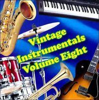 NEW Vintage Instrumentals Volume Eight (Audio CD)