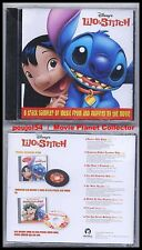 LILO & STITCH (CD BOF/OST) Promo 8 Titres 2002 NEUF/NEW